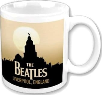 Beatles - Liverpool Skyline 11 oz. Mug