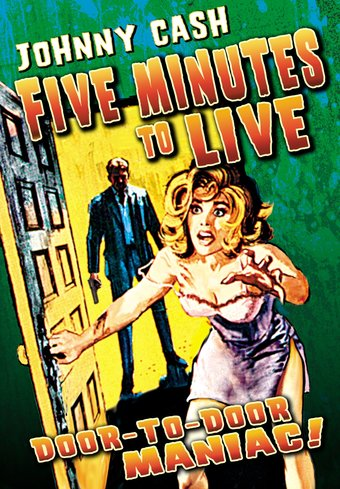 "Five Minutes To Live - 11"" x 17"" Poster"