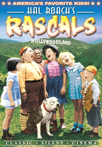 "Hal Roach's Rascals - 11"" x 17"" Poster"