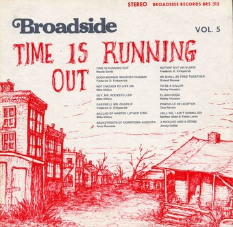 Broadside 5: Time Running
