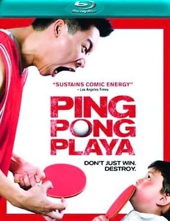 Ping Pong Playa (Blu-ray)
