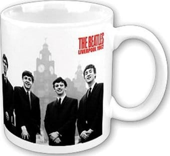 The Beatles - Liverpool 1962 Band Members 11 oz.