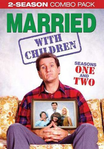 Married... With Children - Seasons 1 & 2 (3-DVD)