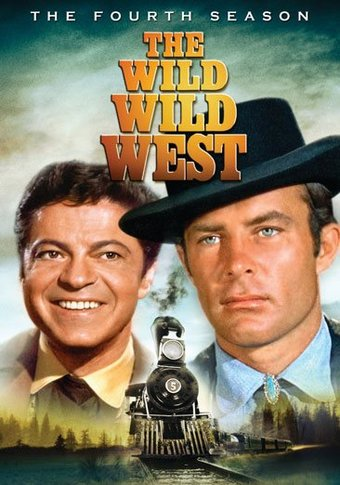 Wild Wild West - Season 4 (6-DVD)