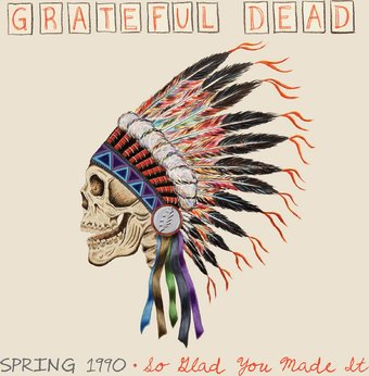 Spring 1990 - So Glad You Made It (4-LP Boxset -
