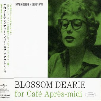 Blossom Dearie for Caf' Apr's-midi