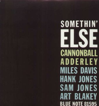 Somethin' Else (w/CD)