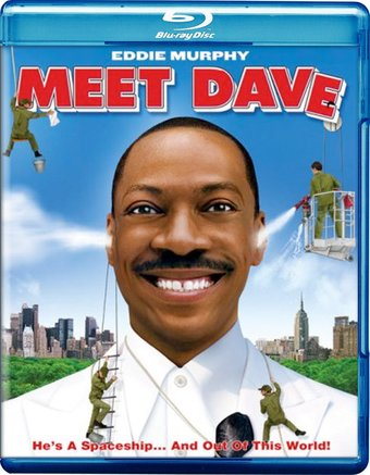 Meet Dave (Blu-ray, Widescreen)