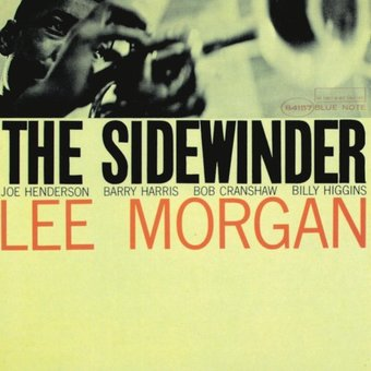 The Sidewinder (w/CD)