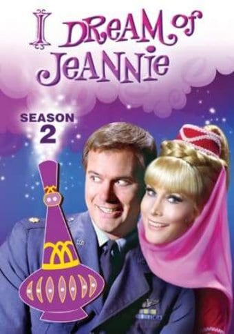 I Dream of Jeannie - Season 2 (3-DVD)