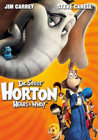 Dr. Seuss' Horton Hears a Who! (Widescreen & Full