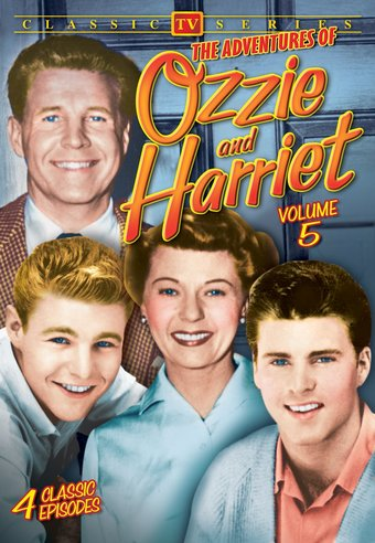 Adventures of Ozzie & Harriet - Volume 5