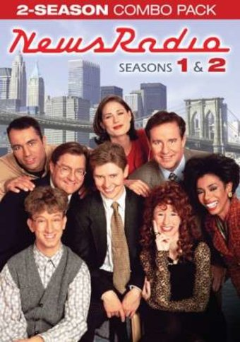 NewsRadio - Complete 1st & 2nd Seasons (3-DVD)