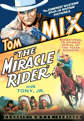 "The Miracle Rider - 11"" x 17"" Poster"