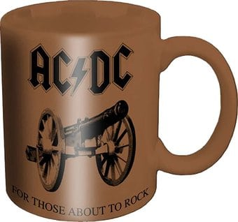 AC/DC - For Those About To Rock 11 oz. Mug