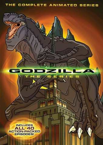 Godzilla: The Series - Complete Animated Series