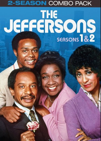 The Jeffersons - Seasons 1 & 2 (3-DVD)