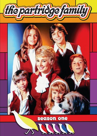 Partridge Family - Season 1 (2-DVD)