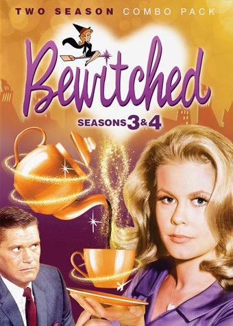 Bewitched - Complete 3rd & 4th Seasons (6-DVD)