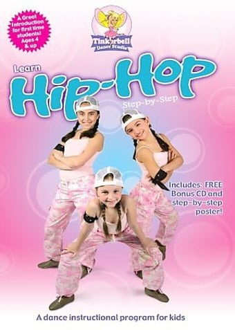Learn Hip Hop Step-by-Step