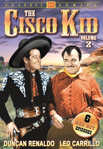 "Cisco Kid, Volume 2 - 11"" x 17"" Poster"