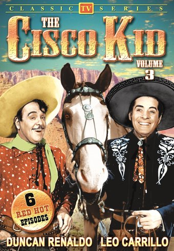 "Cisco Kid, Volume 3 - 11"" x 17"" Poster"
