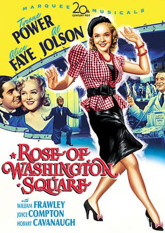 Rose of Washington Square (Full Screen)