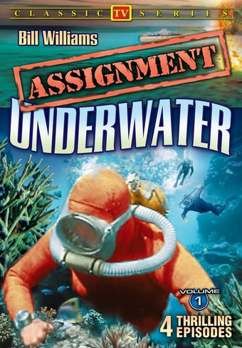 "Assignment Underwater, Volume 1 - 11"" x 17"" Poster"
