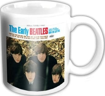 The Beatles - Early Years 11 oz. Mug