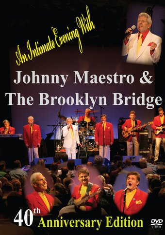 Intimate Evening with Johnny Maestro & The