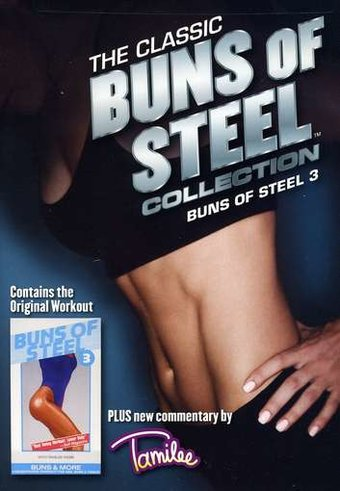 Buns of Steel 3 - Buns & More (Blu-ray)