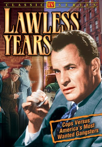 "Lawless Years, Volume 1 - 11"" x 17"" Poster"