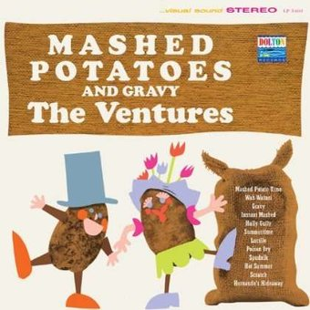 The Ventures Mashed Potatoes And Gravy 180gv Color
