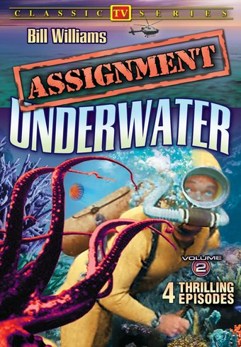 "Assignment Underwater, Volume 2 - 11"" x 17"" Poster"
