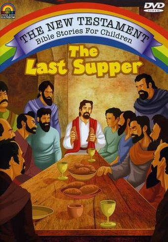 The New Testament Bible Stories for Children: The