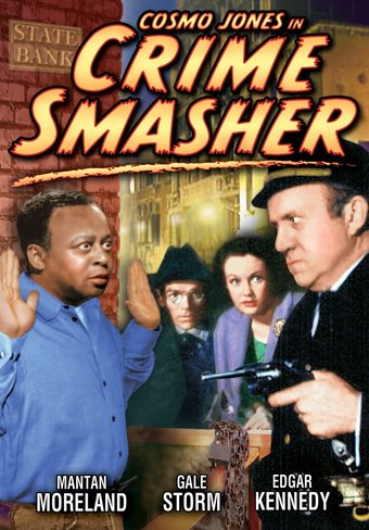 "Cosmo Jones In Crime Smasher - 11"" x 17"" Poster"