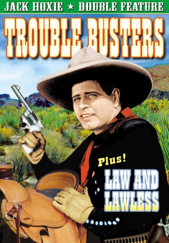 Jack Hoxie Double Feature: Trouble Busters