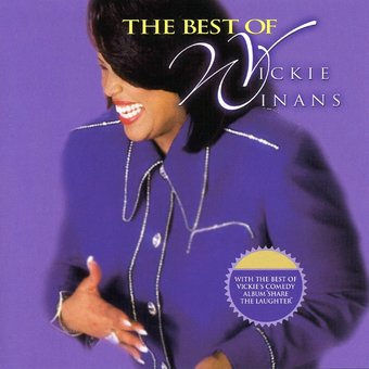The Best of Vickie Winans (2-CD)