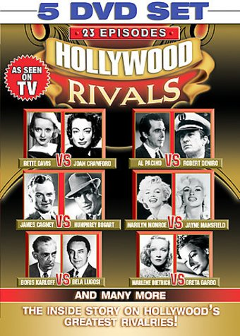 Hollywood Rivals: The Inside Story on Hollywood's
