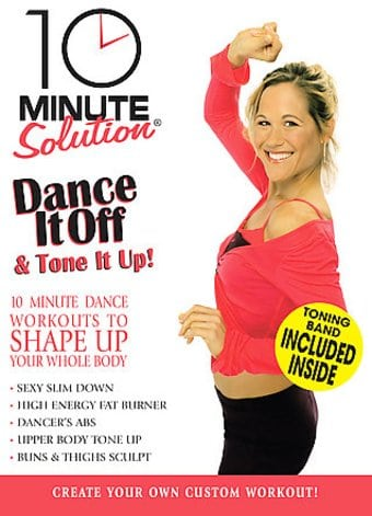 Dance it Off & Tone It Up (Includes Toning Band)