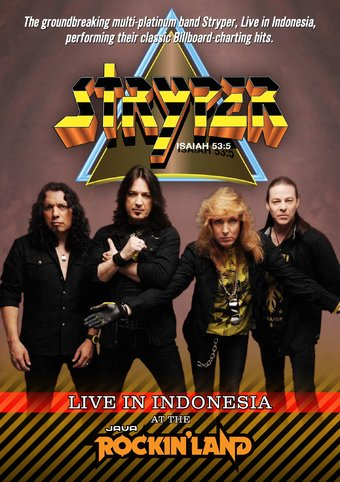 Stryper - Live in Indonesia at the Java Rockin'