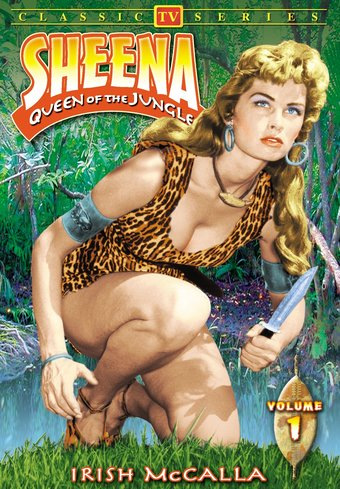 "Sheena Queen of The Jungle, Volume 1 - 11"" x 17"""