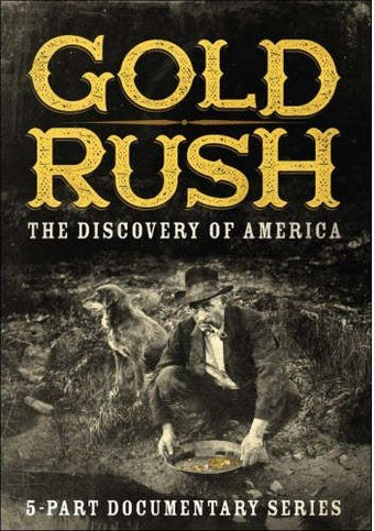 Gold Rush: The Discovery of America DVD (2016) Directed by ...