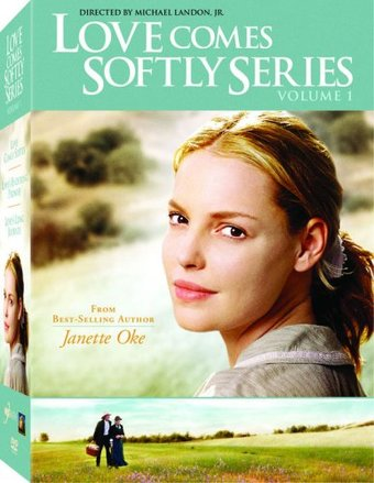 Love Comes Softly Series, Volume 1 (4-DVD)