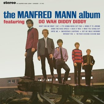 The Manfred Mann Album (180GV)