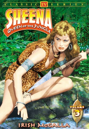 "Sheena Queen of The Jungle, Volume 3 - 11"" x 17"""