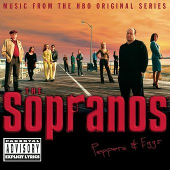 The Sopranos, Volume 2: Peppers & Eggs (2-CD)