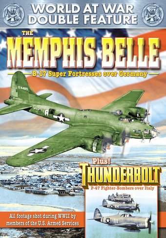 WWII - World at War Double Feature: The Memphis