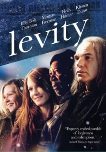 levity dvd 2003 starring morgan freeman billy bob