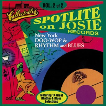 Spotlite On Josie Records, Volume 2
